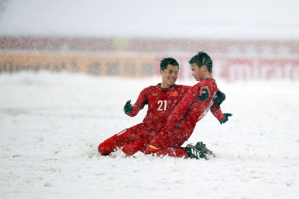 Quang Hải - thủ lĩnh - niềm tự hào của bóng đá Việt Nam - Ảnh 14.