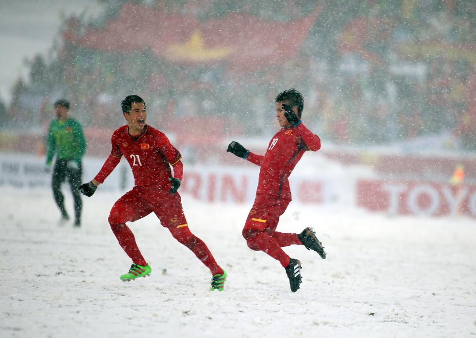 Quang Hải - thủ lĩnh - niềm tự hào của bóng đá Việt Nam - Ảnh 12.