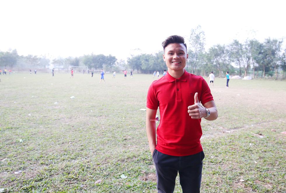 Quang Hải - thủ lĩnh - niềm tự hào của bóng đá Việt Nam - Ảnh 9.