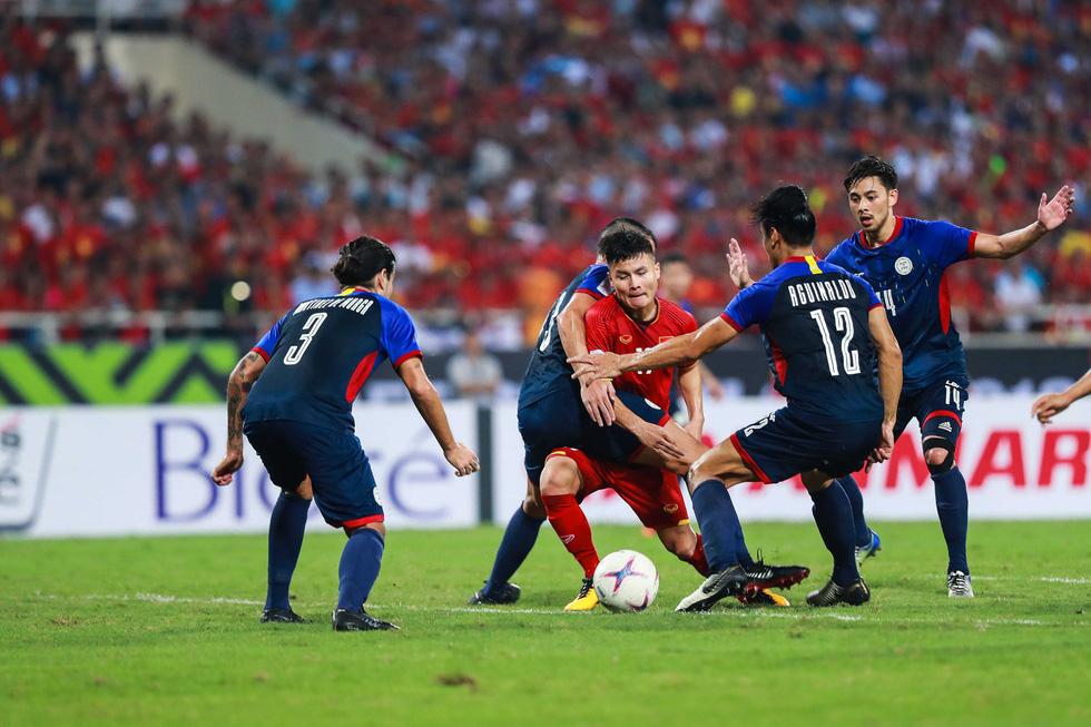 Quang Hải - thủ lĩnh - niềm tự hào của bóng đá Việt Nam - Ảnh 1.