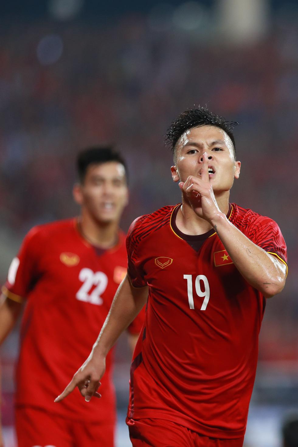 Quang Hải - thủ lĩnh - niềm tự hào của bóng đá Việt Nam - Ảnh 2.