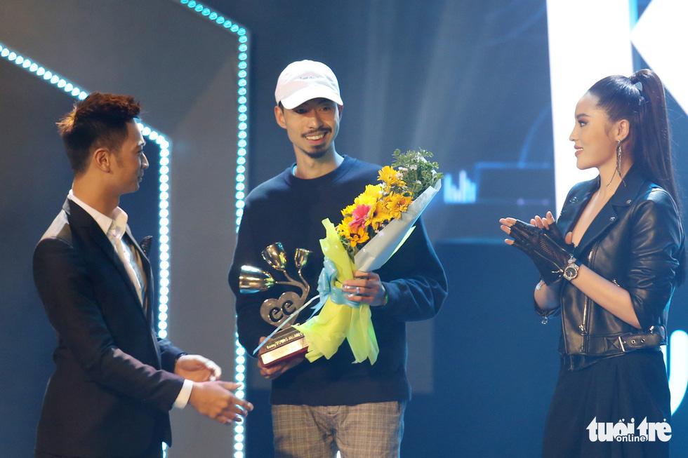 Đông Nhi, Vũ Cát Tường, Bích Phương gom giải Keeng Young Awards - Ảnh 5.