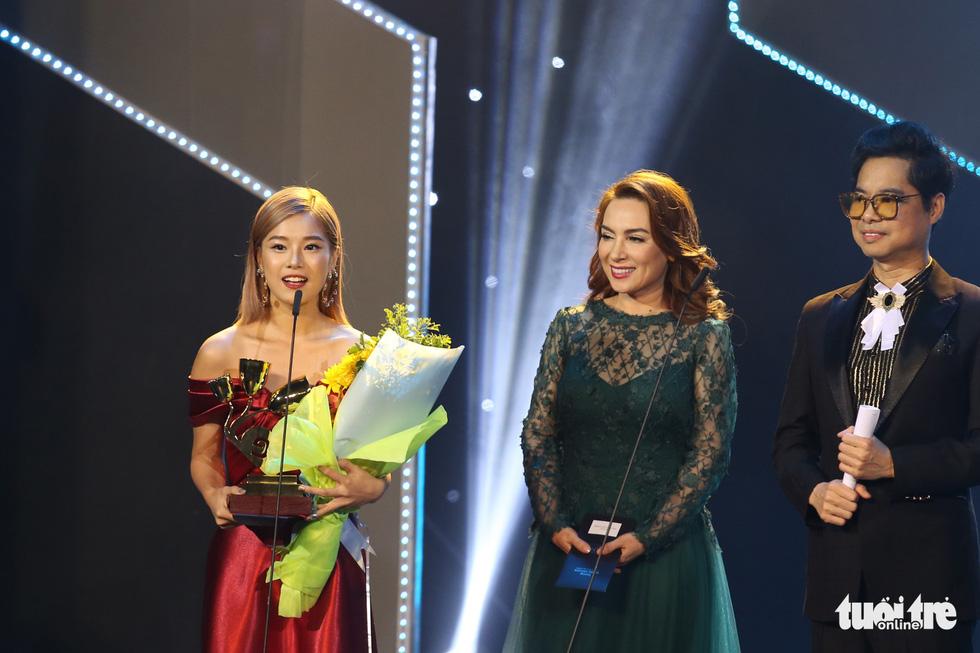 Đông Nhi, Vũ Cát Tường, Bích Phương gom giải Keeng Young Awards - Ảnh 6.