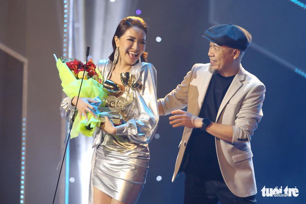 Đông Nhi, Vũ Cát Tường, Bích Phương gom giải Keeng Young Awards - Ảnh 10.