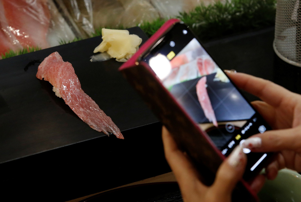 Cả thế giới choáng với 260 triệu đồng mỗi ký cá ngừ - Ảnh 9.