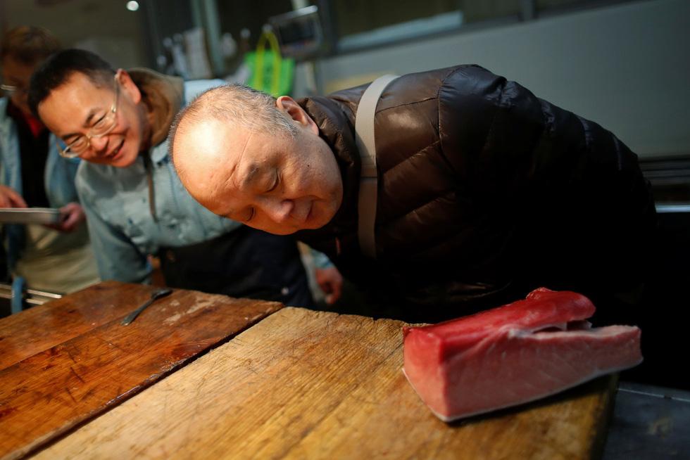 Cả thế giới choáng với 260 triệu đồng mỗi ký cá ngừ - Ảnh 5.