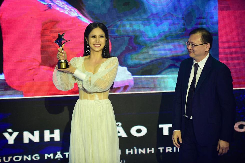 Hoàng Yến Chibi, Trường Giang, Huỳnh Lập... đoạt giải Ngôi sao xanh - Ảnh 6.