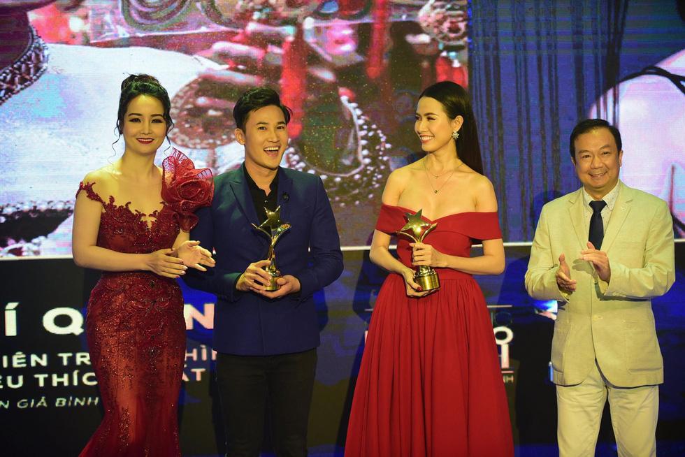 Hoàng Yến Chibi, Trường Giang, Huỳnh Lập... đoạt giải Ngôi sao xanh - Ảnh 7.