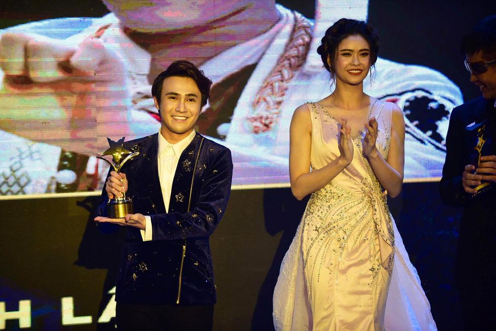 Hoàng Yến Chibi, Trường Giang, Huỳnh Lập... đoạt giải Ngôi sao xanh - Ảnh 11.