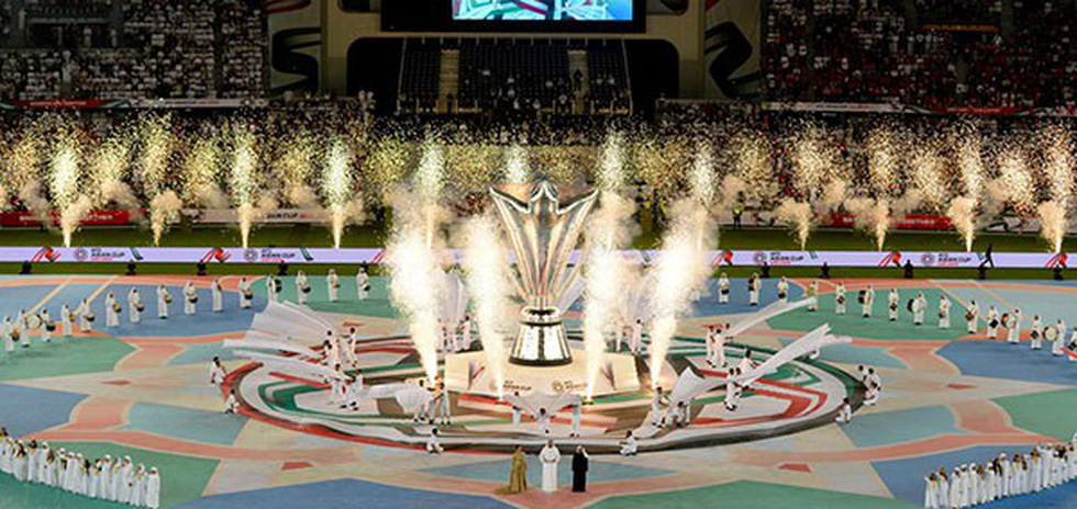 Lễ khai mạc Asian Cup 2019: Đơn giản nhưng hoành tráng - Ảnh 1.