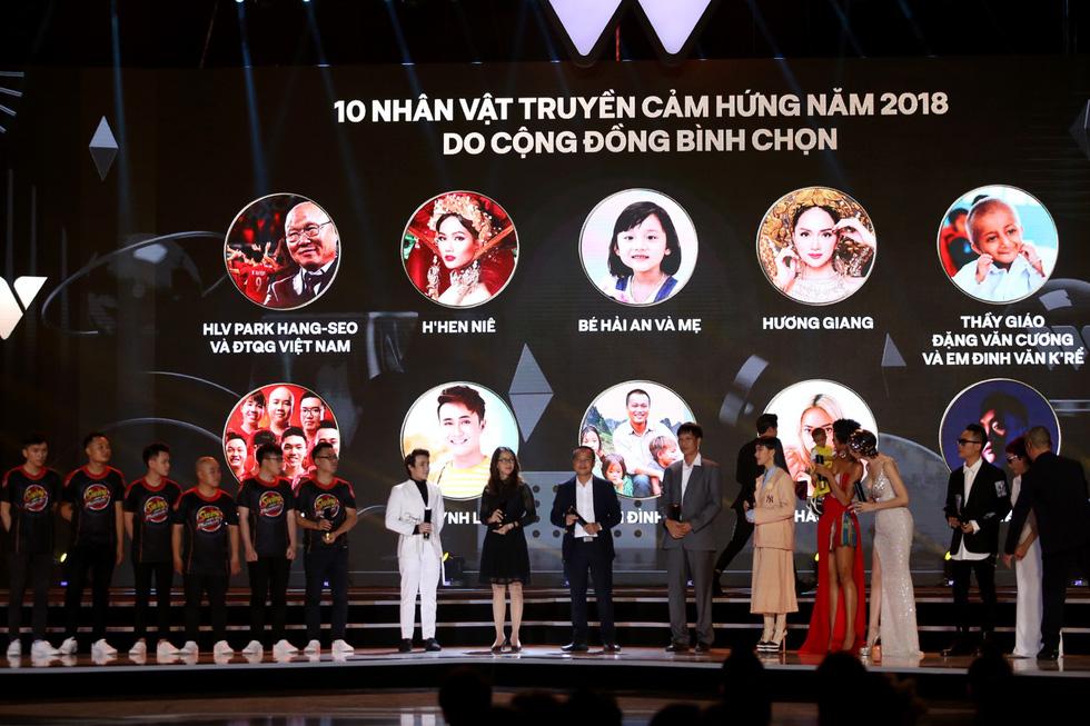 Gạo nếp gạo tẻ được yêu thích nhất, ông Park Hang Seo đoạt giải WeChoice - Ảnh 3.
