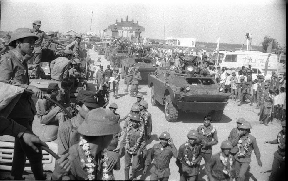 Thượng tướng Nguyễn Chí Vịnh: Cuộc chiến vì hòa bình thế giới - Ảnh 5.