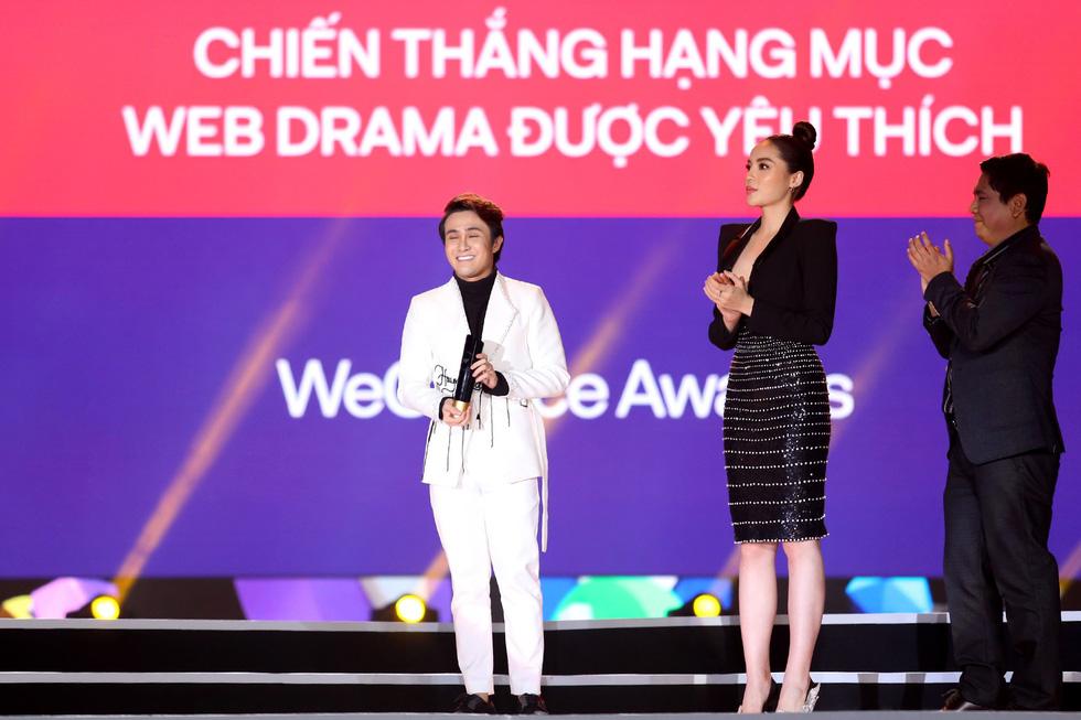 Đêm chạy sô nhận 4 giải thưởng khó quên của Huỳnh Lập - Ảnh 4.