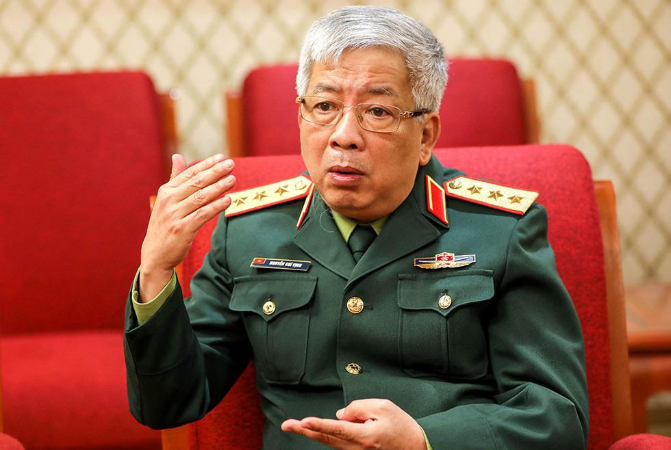 Thượng tướng Nguyễn Chí Vịnh: Cuộc chiến vì hòa bình thế giới - Ảnh 2.