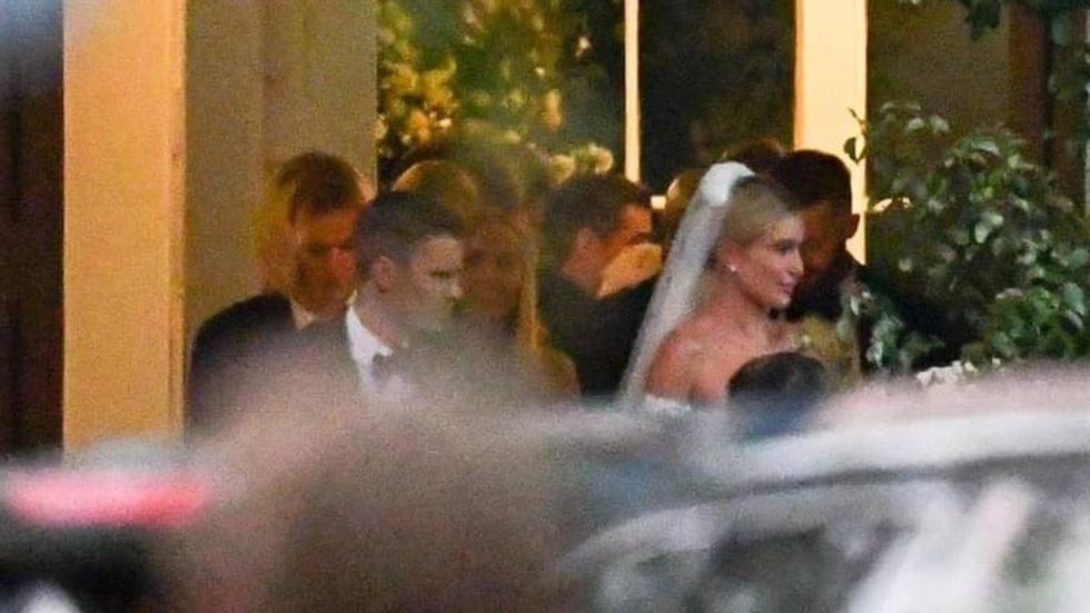 Hailey và Justin Bieber chính thức cưới… lần 2 - Ảnh 2.