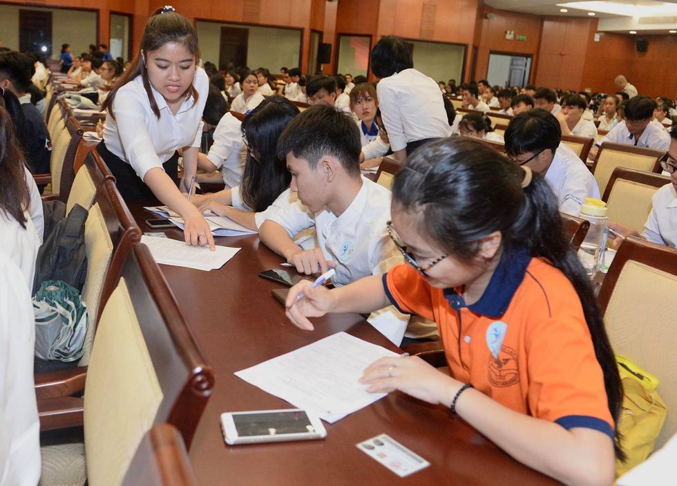 Tiếp sức hơn 19.600 sinh viên nghèo trên đường bay tri thức - Ảnh 14.