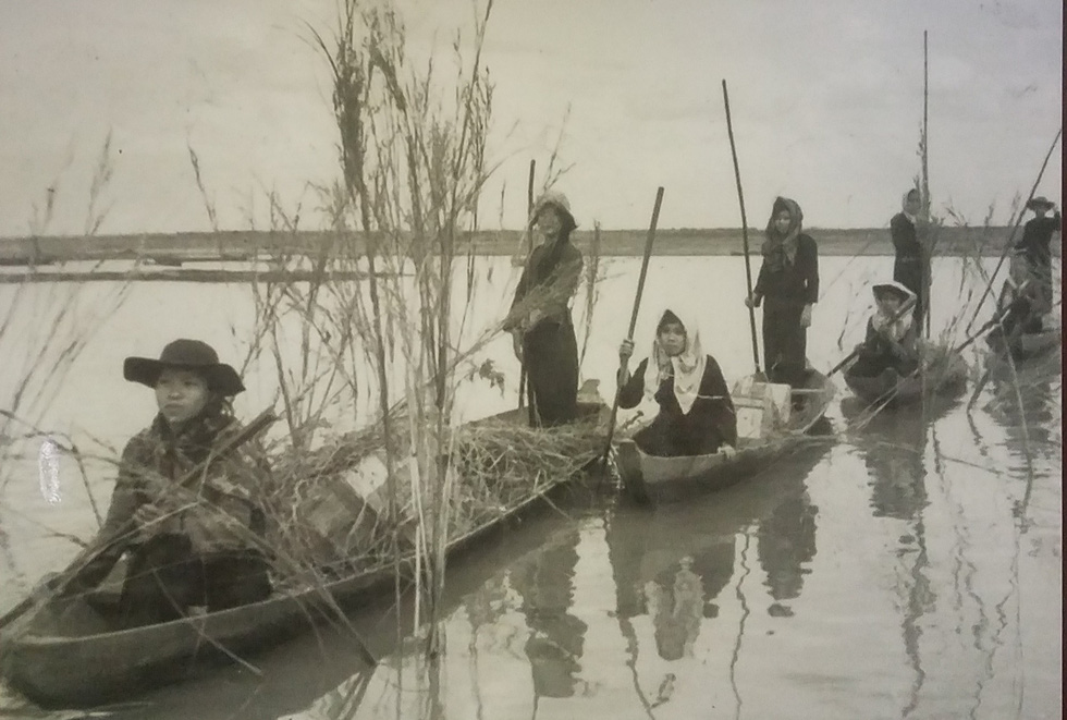 Một góc cuộc chiến tranh Việt Nam từ những nữ giao liên - Ảnh 1.