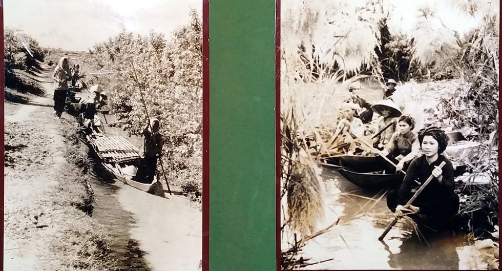 Một góc cuộc chiến tranh Việt Nam từ những nữ giao liên - Ảnh 5.