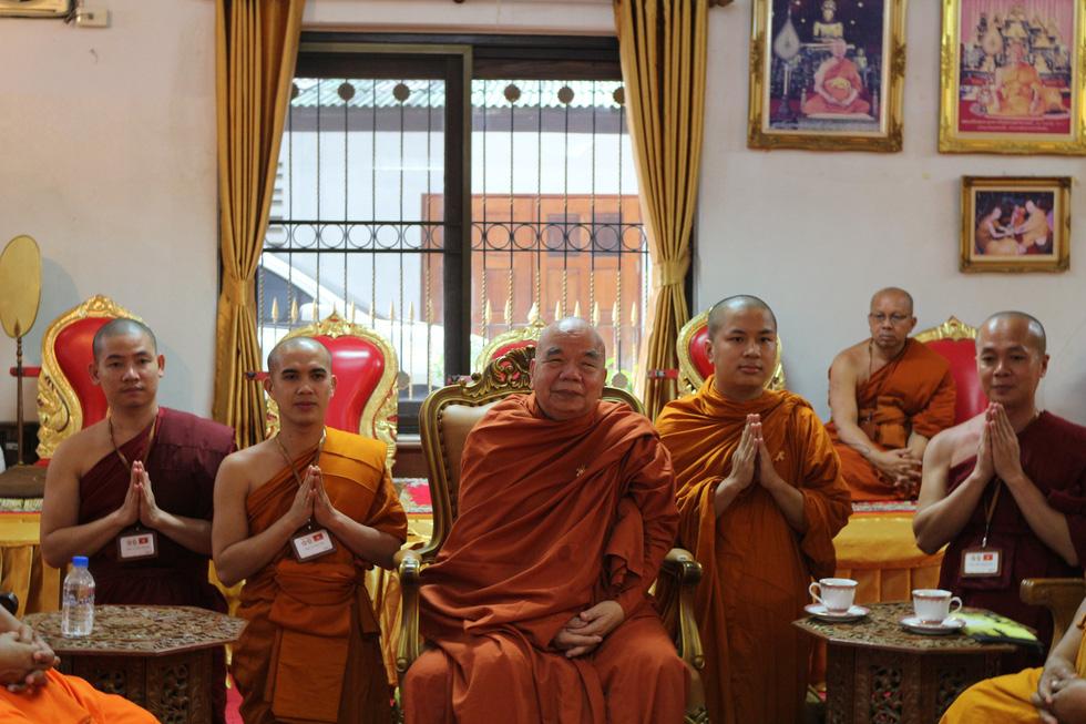5 nước dọc Mekong giao lưu Phật giáo vì 'hoà bình khu vực' - Ảnh 4.