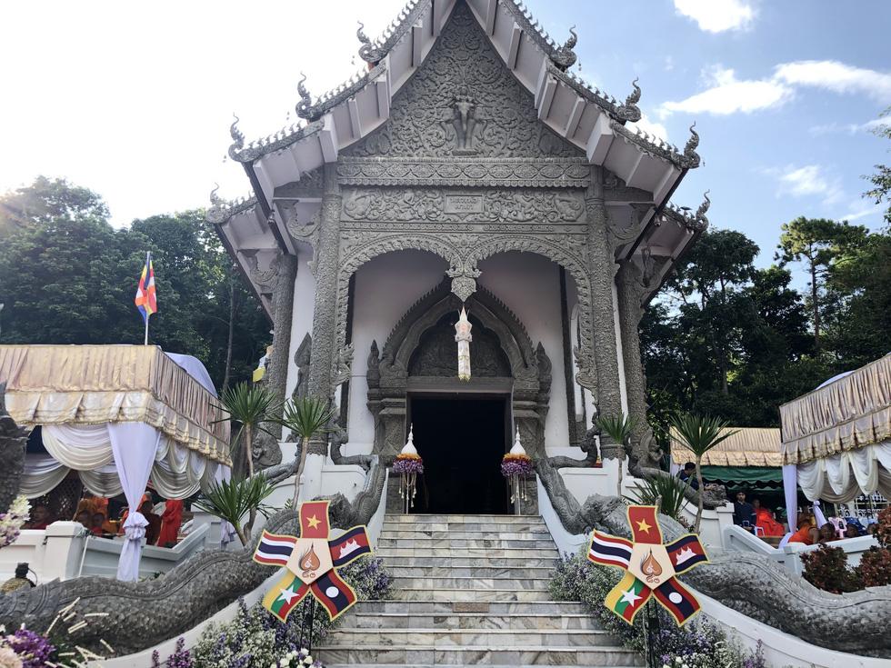 5 nước dọc Mekong giao lưu Phật giáo vì 'hoà bình khu vực' - Ảnh 2.