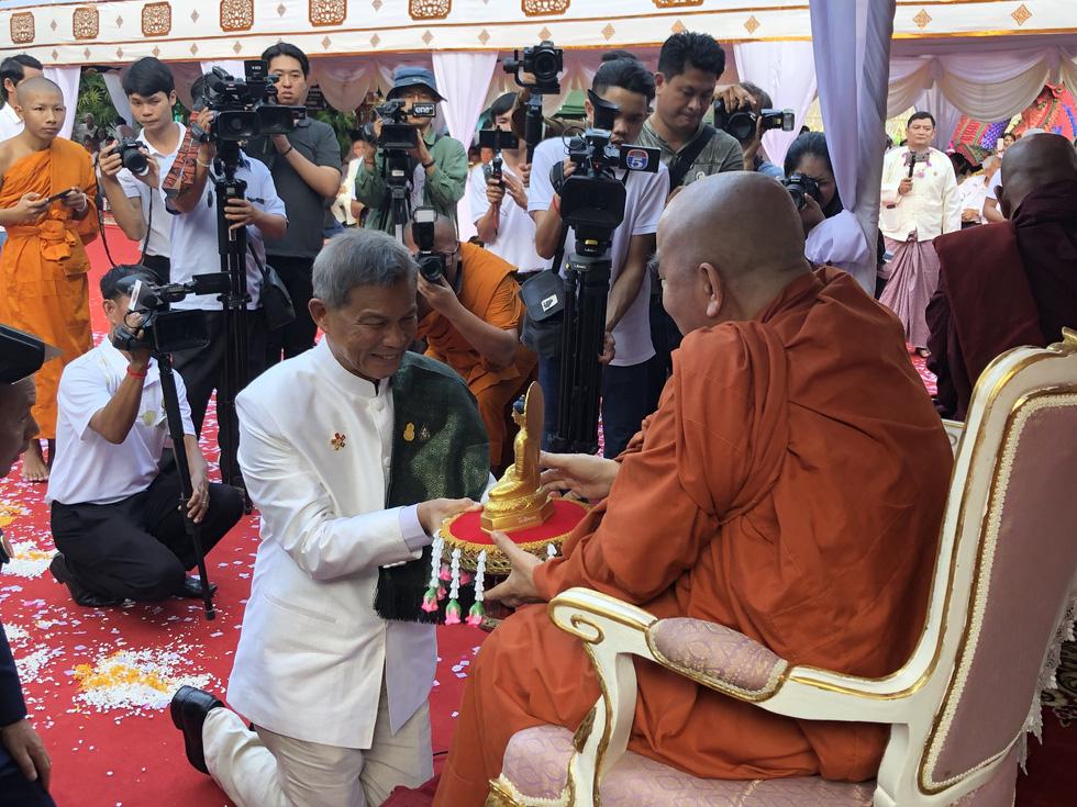 5 nước dọc Mekong giao lưu Phật giáo vì 'hoà bình khu vực' - Ảnh 11.