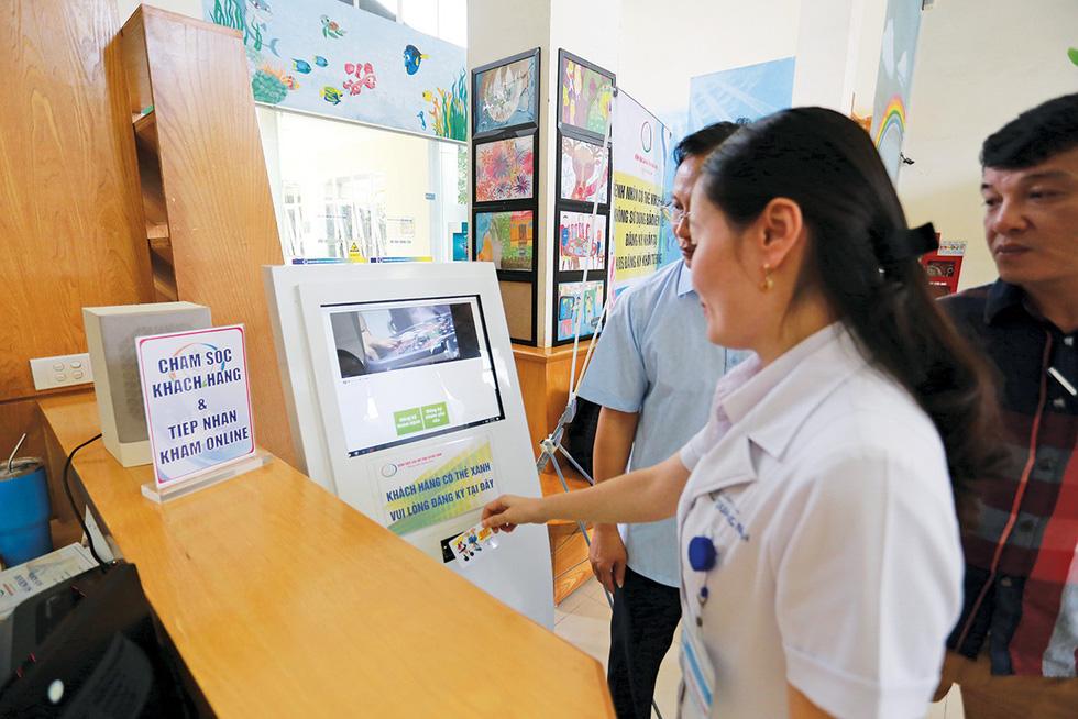 Bệnh viện thông minh ở Quảng Ninh - Ảnh 4.