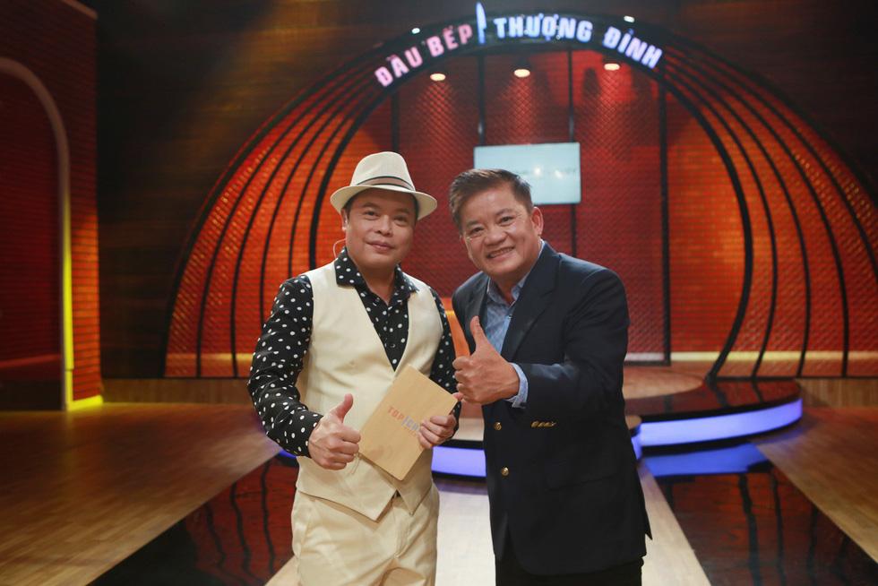 Giám khảo Top chef Jack Lee dị ứng với sầu riêng nhưng vẫn mê món Việt - Ảnh 2.