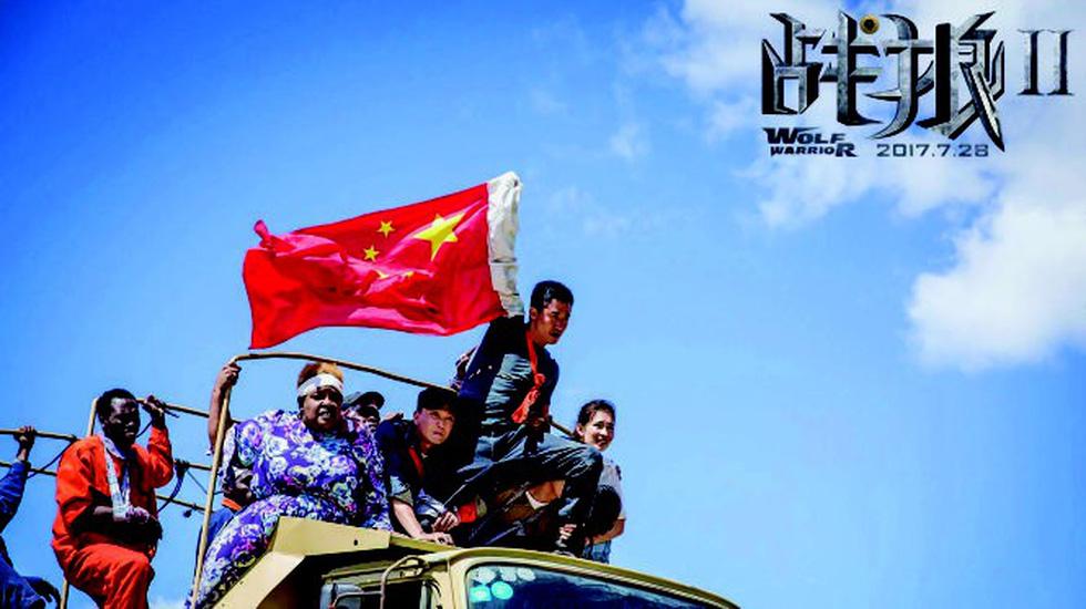 Trung Quốc: Những thông điệp chính trị quàng trên đầu điện ảnh - Ảnh 1.