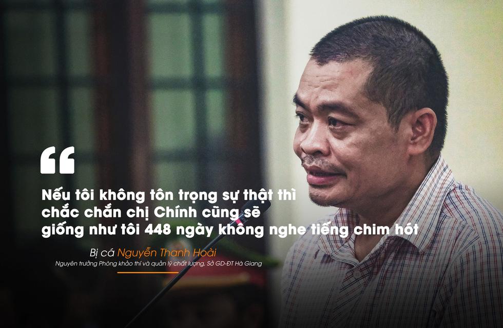 Những câu nói nổi bật trong xét xử vụ án nâng điểm thi Hà Giang - Ảnh 2.