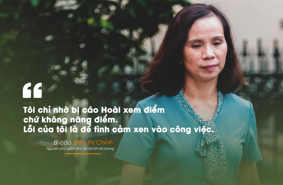 Những câu nói nổi bật trong xét xử vụ án nâng điểm thi Hà Giang - Ảnh 5.