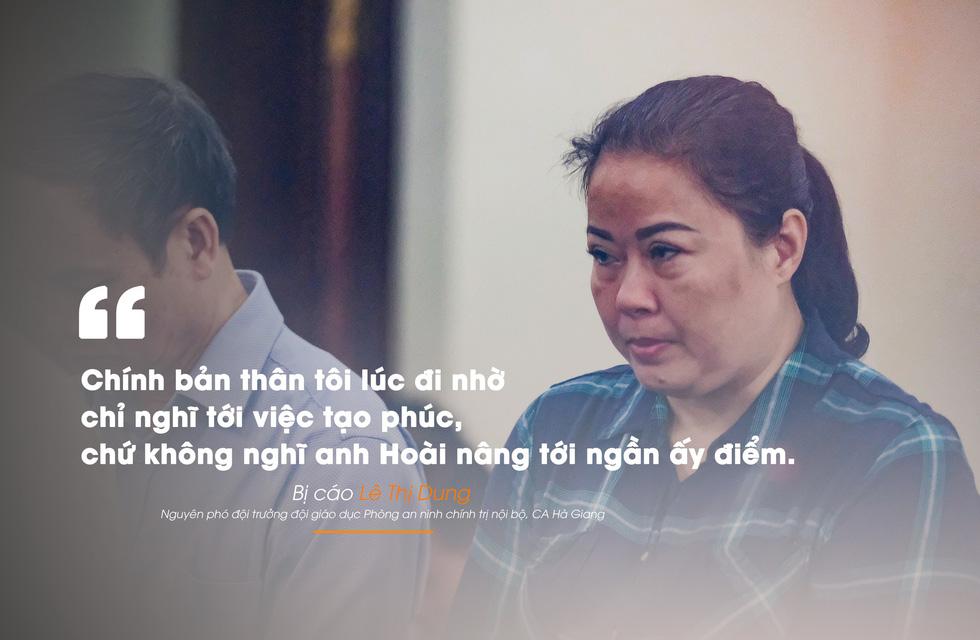 Những câu nói nổi bật trong xét xử vụ án nâng điểm thi Hà Giang - Ảnh 7.