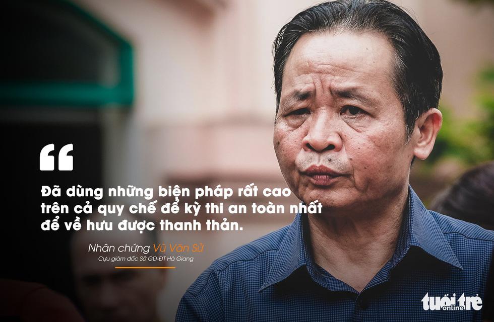 Những câu nói nổi bật trong xét xử vụ án nâng điểm thi Hà Giang - Ảnh 6.