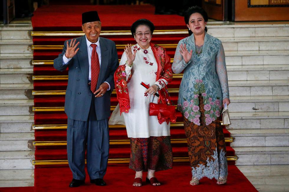 Tổng thống Joko tuyên thệ nhậm chức trong nghi lễ đơn giản - Ảnh 6.