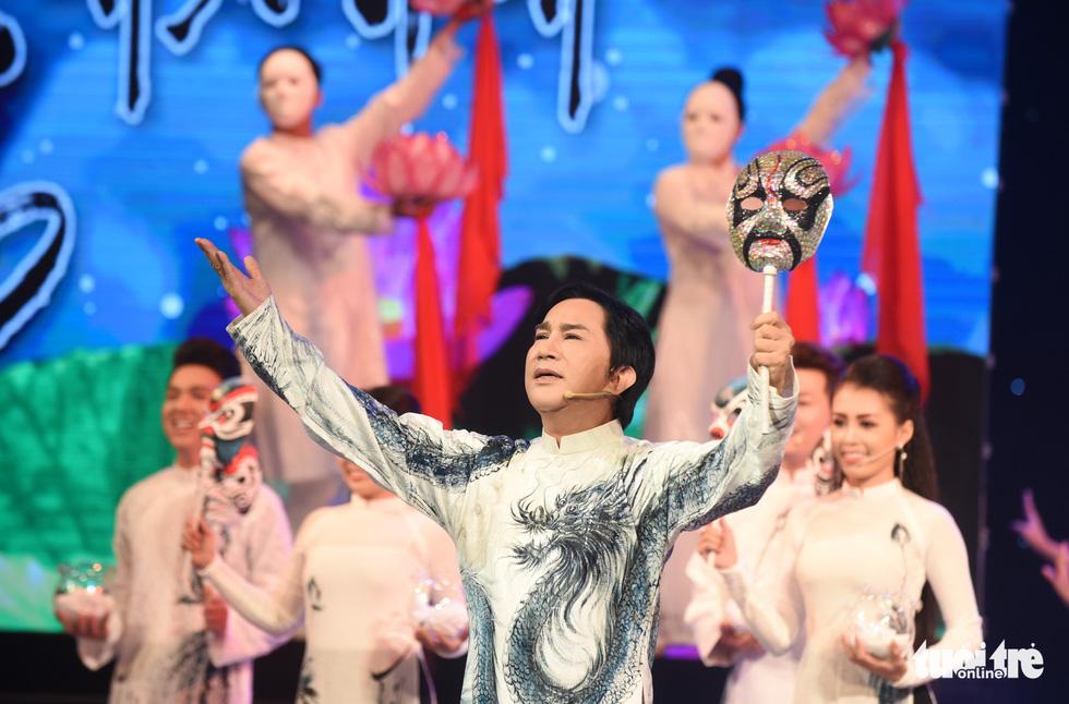 Kim Tử Long hội tụ với Ngọc Huyền, Phương Hồng Thủy... ở live show - Ảnh 2.