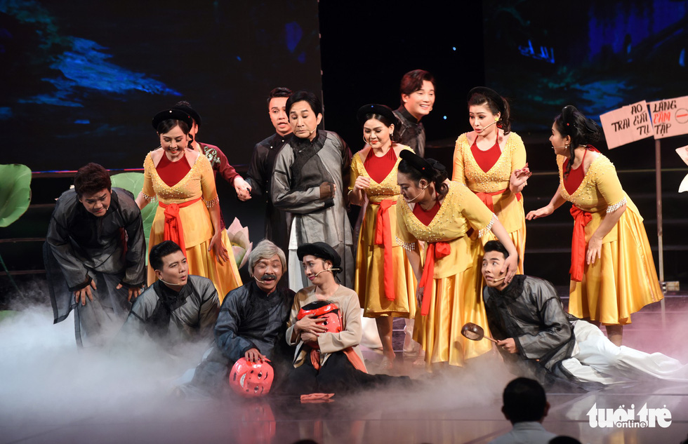 Kim Tử Long hội tụ với Ngọc Huyền, Phương Hồng Thủy... ở live show - Ảnh 3.