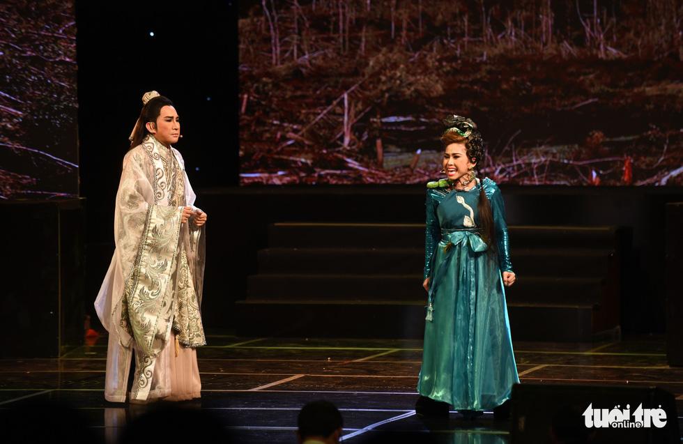 Kim Tử Long hội tụ với Ngọc Huyền, Phương Hồng Thủy... ở live show - Ảnh 9.