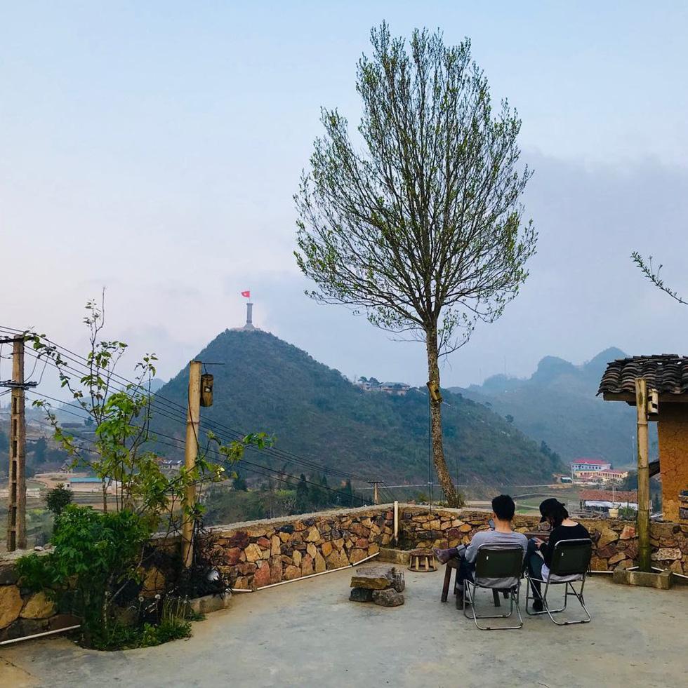 Phá núi xây khu du lịch tâm linh nơi cột cờ Lũng Cú - Ảnh 11.