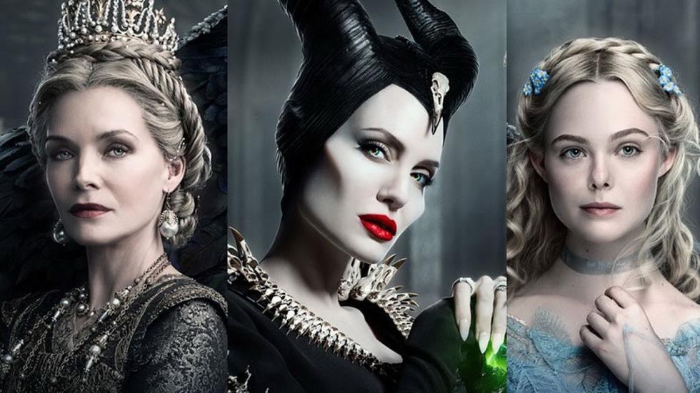 Tiên hắc ám 2: Ngoài dàn diễn viên xinh đẹp lộng lẫy là rỗng tuếch - Ảnh 1.