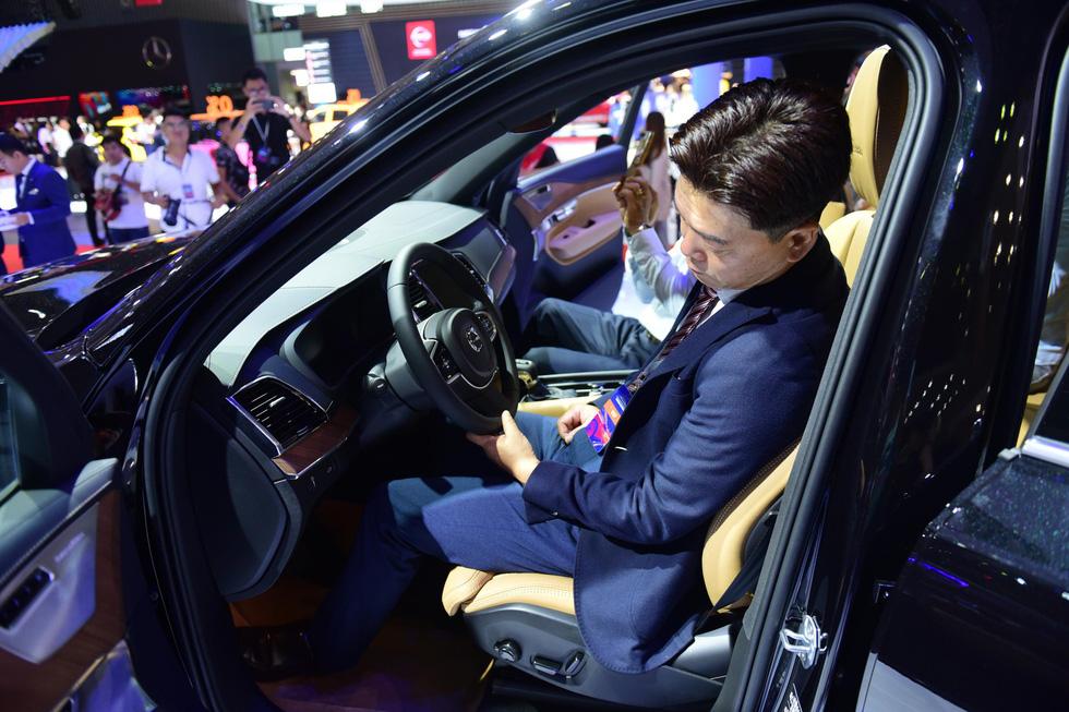 Hàng loạt mẫu xe mới trình làng tại Vietnam Motor Show 2019 - Ảnh 6.