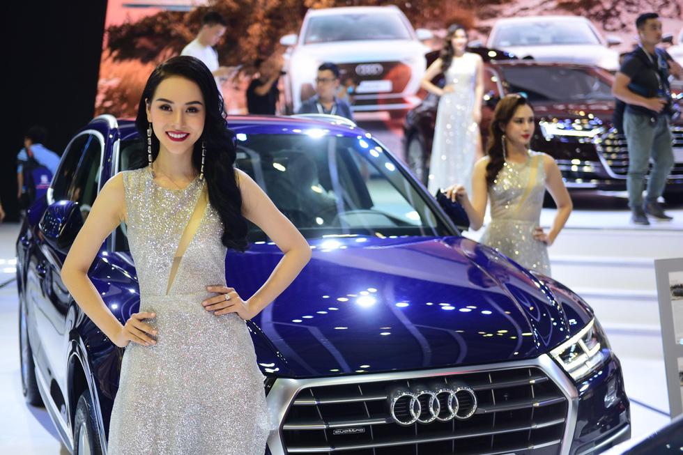 Hàng loạt mẫu xe mới trình làng tại Vietnam Motor Show 2019 - Ảnh 4.