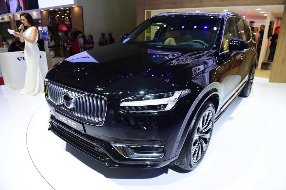 Hàng loạt mẫu xe mới trình làng tại Vietnam Motor Show 2019 - Ảnh 3.