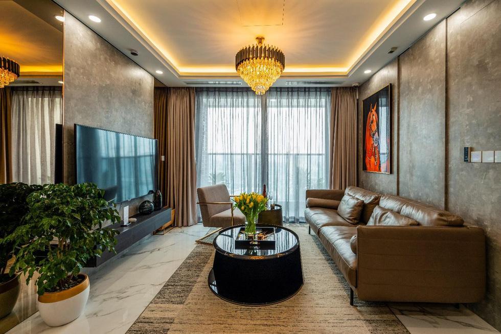 Căn hộ mẫu như khách sạn 5 sao của Sunshine City Sài Gòn - Ảnh 3.
