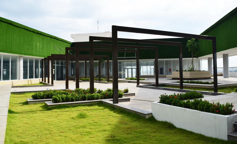 'Ngôi nhà mới' của sinh viên TP.HCM - Ảnh 10.