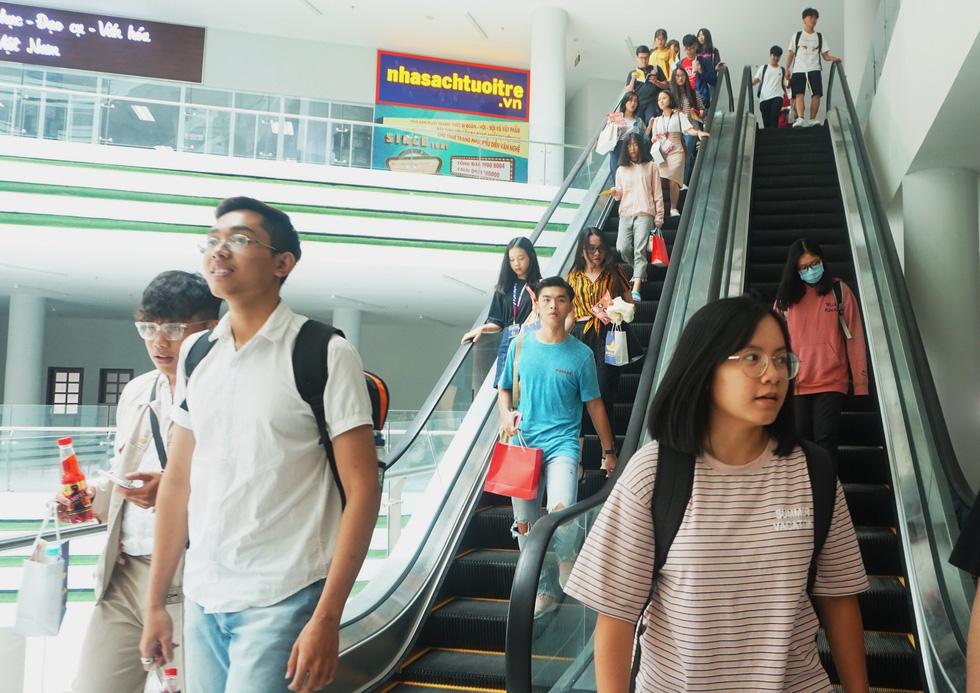 'Ngôi nhà mới' của sinh viên TP.HCM - Ảnh 2.