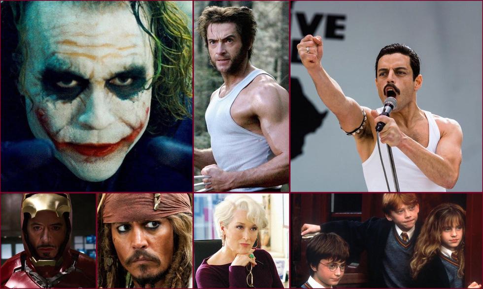 Điểm mặt những vai diễn 'bất bại' của sao Hollywood - Ảnh 2.
