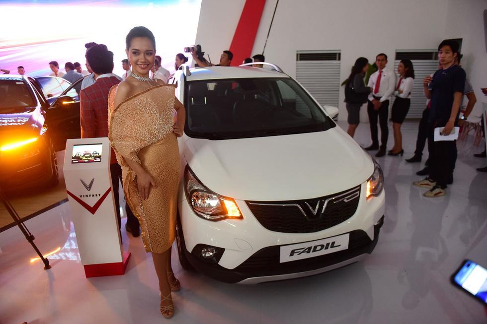 VinFast trình làng xe ở Việt Nam, nhận chứng chỉ ASEAN NCAP 5 sao ở Malaysia - Ảnh 2.
