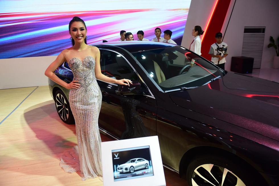VinFast trình làng xe ở Việt Nam, nhận chứng chỉ ASEAN NCAP 5 sao ở Malaysia - Ảnh 1.