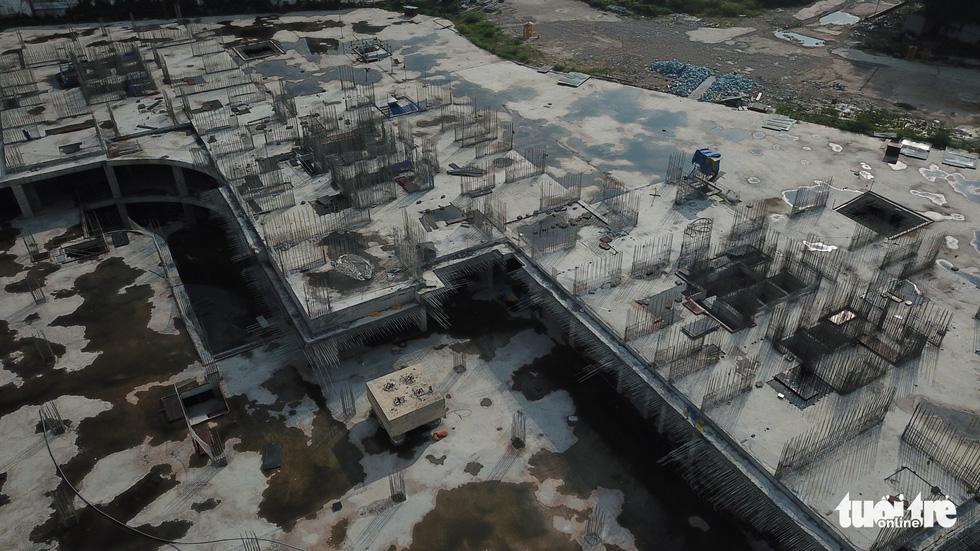 Cận cảnh công trình 35.000m2 xây không phép sẽ bị cưỡng chế tháo dỡ ở TP.HCM - Ảnh 6.