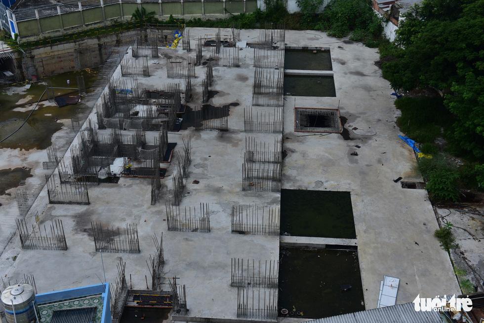 Cận cảnh công trình 35.000m2 xây không phép sẽ bị cưỡng chế tháo dỡ ở TP.HCM - Ảnh 12.