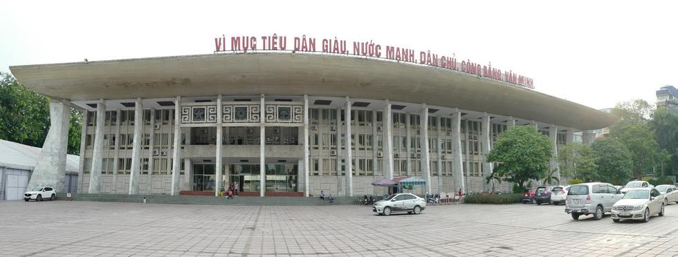 Cung Việt Xô và người chị em ở Mỹ: Trung tâm biểu diễn nghệ thuật Kennedy - Ảnh 1.